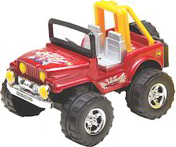Friction Toy Jeep