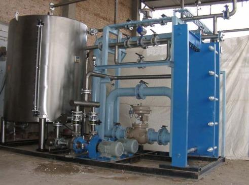 Industrial Process Water Temperature Control System