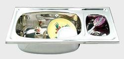 Single Bowl with Mini Bowl Sink