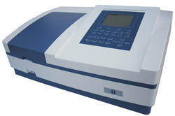 UV-VIS SINGLE Beam Spectrophotometer