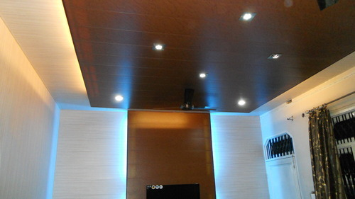 Pvc Ceiling Panel Panels For Bedroom Manufacturer From Mohali