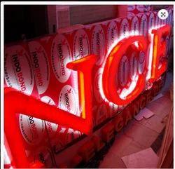 Glow LED Signage