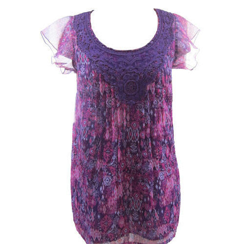 8f3a3cbbdf099c Purple Ladies Tops at Rs 150 /piece | Ladies Tops | ID: 5674850948