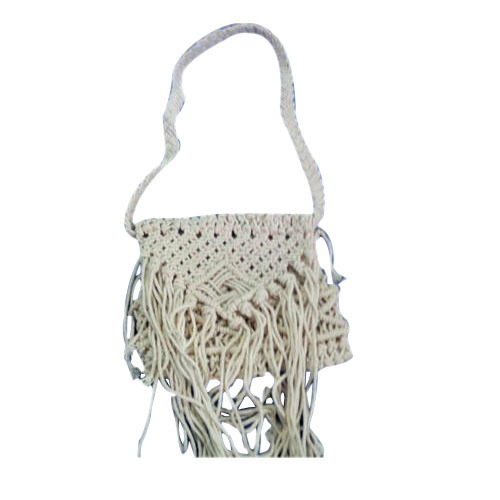 Crochet Bags Macrame Bag Manufacturer From Ghaziabad