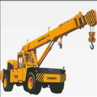 Escort Crane Services, Crane Rental Service, Lift Crane