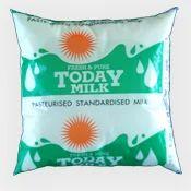 Pasteurized Standardised Milk Green
