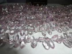 Pink Amethyst Cut Marquis Shape