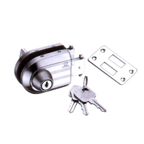 Glass Double Door Double Hook Locks Glass Door Locking