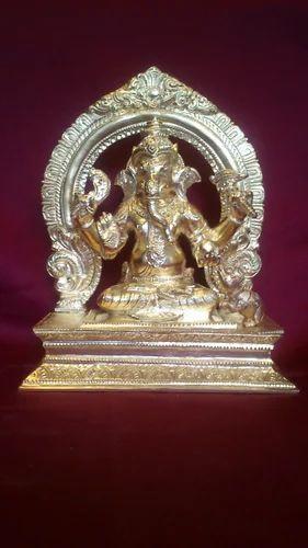 Panchaloha Idols Panchaloha Ganesha Manufacturer From