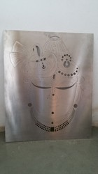 Laser Cut Mural