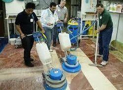 Floor Polishing Training Course