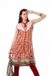 Trendy Designer Cotton Tunic