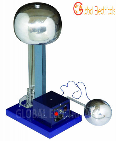 electrostatic lab Electrostatics is a branch of physics that deals with study of the electric charges at rest since classical physics, it has been known that some materials such as.