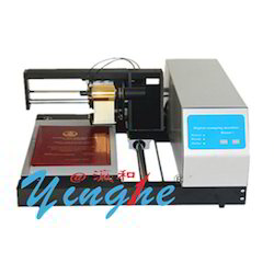 Digital Flatbed Foil Stamping Machine