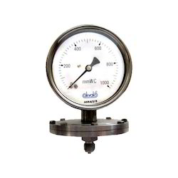Low Pressure Diaphragm Gauges