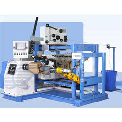 Programmable H.V Coil Winding Machine for Distribution Trans