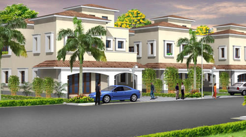 Luxury Villa Construction Service