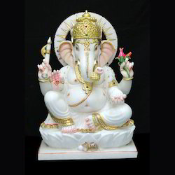 Marble Ganesh Statues Ganesh Marble Statue Manufacturer From Jaipur