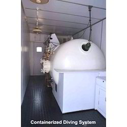 Containerized Diving System