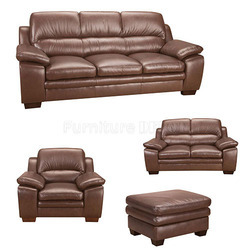 Recron Sofa Set