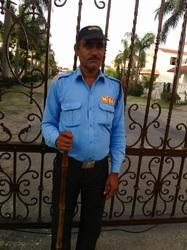 Security Guard For India