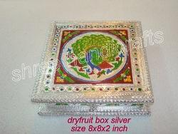 Dry Fruit Box Square Big