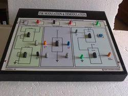 FSK Transmitter Modulator