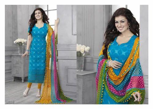 9edf96e4dc Designer Ladies Cotton Suits at Rs 1500 /piece(s) | Ladies Cotton ...