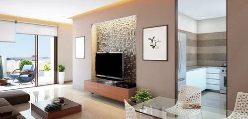 2 bhk apartment - 2 Bhk Flat Interior Design In Ahmedabad