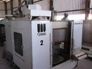 stama mc 320 cnc vertical machining center apex auctions india rh indiamart com