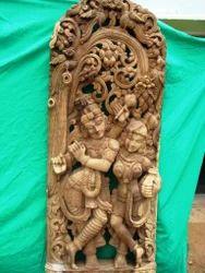 Radha Krishna Statue 4 ft ht 18 inch L 4 inch thick