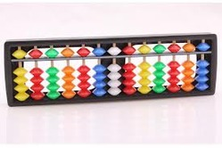 13 Rod Multi Color Abacus