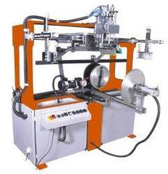 SA-20 Semi Automatic Round Screen Printing Machines