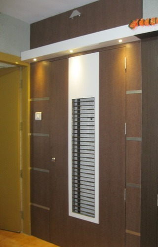 Safety Door Safety Doors Old Lbs Road Thane Xena Design