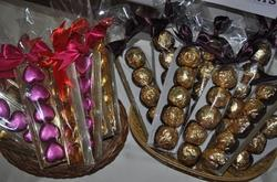Valentine Day Special Chocolate Basket