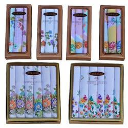 Floral Printed Hankies