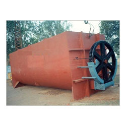 Air Cooled Crystallizer for Sugar Mill