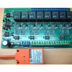 Proximity with Tracking System Card