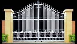 MS Gate Fabrication Service