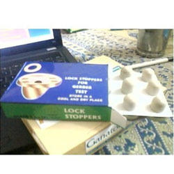 Milk Lock Stoppers
