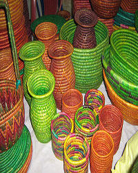 Handicrafts Palm Handicrafts From Coimbatore