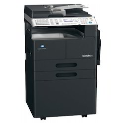 Bizhub 215 Konica Minolta Photocopy Machine