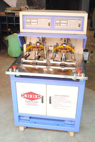 Automatic Ceiling Fan Winding Machine Nishant Industries