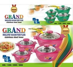 Grand 4 Pcs Set  Food Warmers