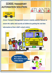 School Transport Automation Solution
