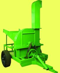 Tractor Operator Mobile Type (Lodder Model Shredder)