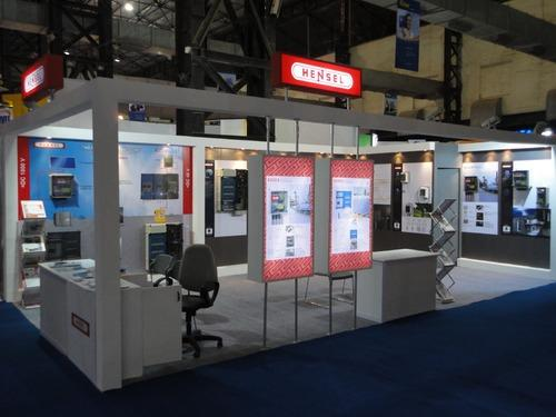 Exhibition Stall Quotation : Exhibition stall modular service