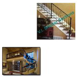 Staircase Railing for Home