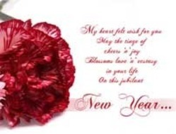 New Year Cards - View Specifications & Details of New Year Greeting ...