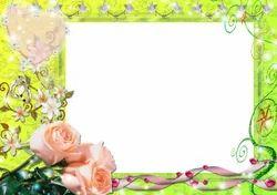 Fancy Photo Frame Printing Service